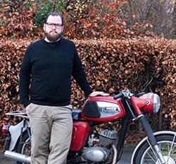 Søren Jacobsen, ny formand for MhS.