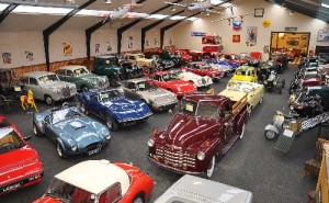 Læborg Autohandel og museum