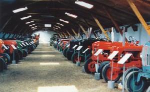 Uldbjerg Traktormuseum