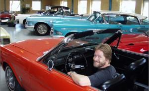 Vestjyllands klassiske Bilsamling