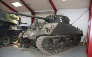 Hærens Kampskoles Køretøjs Historisk Samling