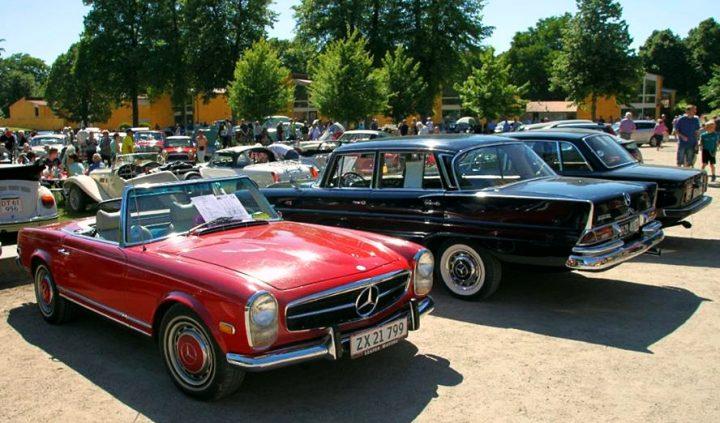 Køresæsonen ruller for de historiske køretøjer