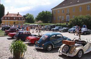 Afgift efter forbrug er vejen frem for historiske køretøjer
