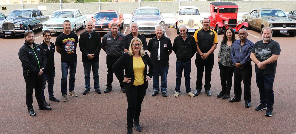 Australsk ordning vil tilskynde ejerskab af historiske biler
