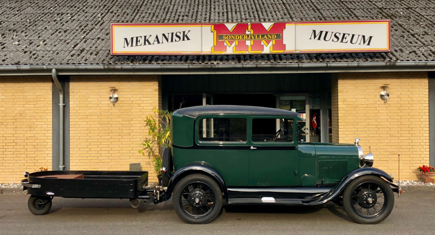 Mekanisk Museum Sønderjylland