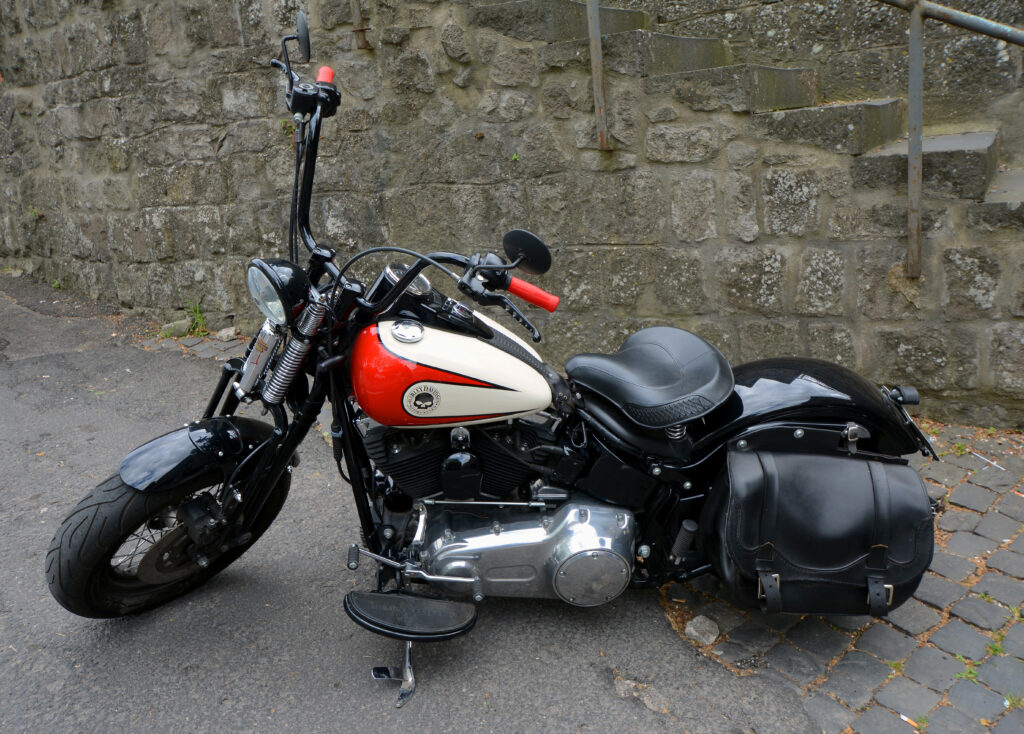 En Harley Davidson er nu blevet genstand i en sag, der kan få vidt rækkende konsekvenser for den danske reservedelsbranche