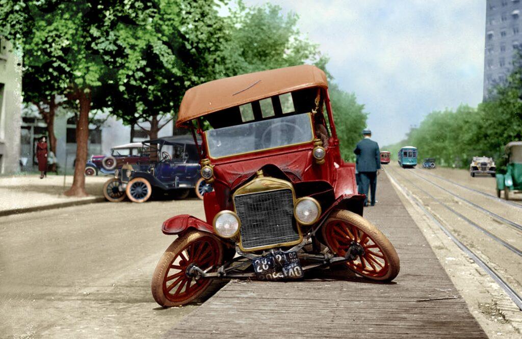 Nylige ændringer i lovgivningen betyder at der i dag eksisterer de samme skadesgrænser for veterankøretøjer, som for almindelige køretøjer