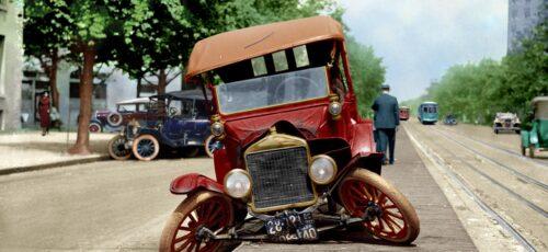 Skadede veterankøretøjer sidestilles nu med almindelige køretøjer
