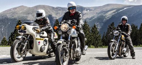 Støjkrav vedrørende bjergkørsel, blandt andet i og omkring alperne, vil stille ejere af ældre motorcykler i en ganske svær situation